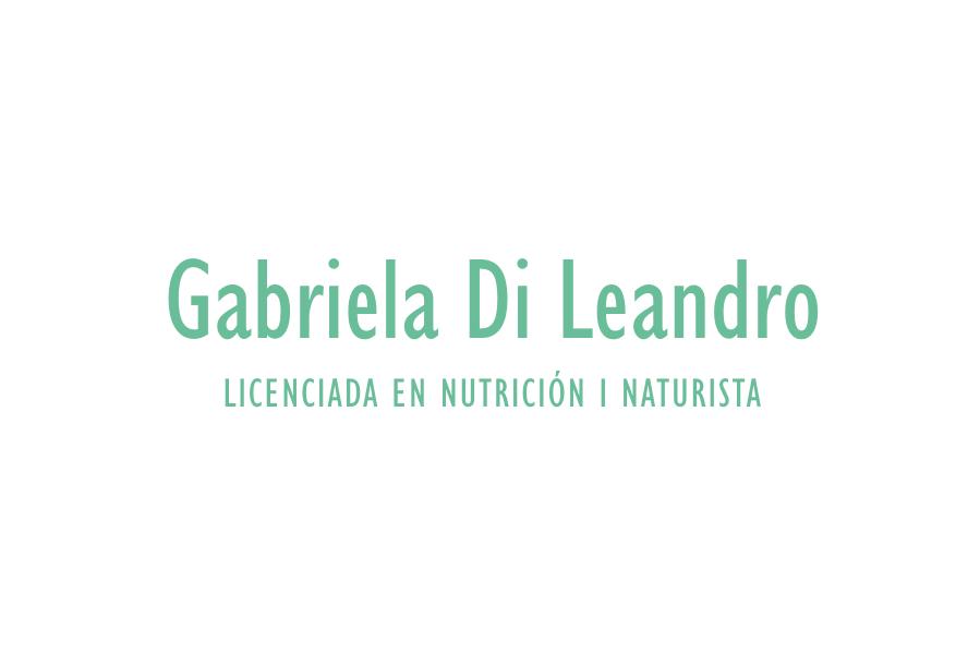 Lic. María Gabriela Di Leandro